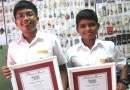SKTM Students on The Malaysia Book of Records!