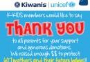 K-Kids SKTM: Thank you, Parents!