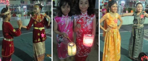 Merdeka Tanglung Raya Celebration