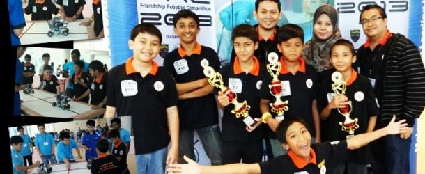 Spicy Chicken Tandoori Team 1st Runner-up at FRC 2013